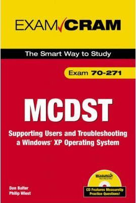 MCDST 70-271 Exam Cram 2