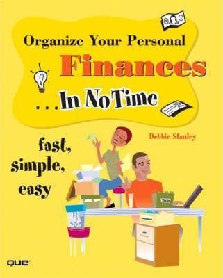 Organize Your Personal Finances In No Time