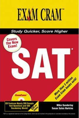 The New SAT Exam Cram 2 with Cd-Rom