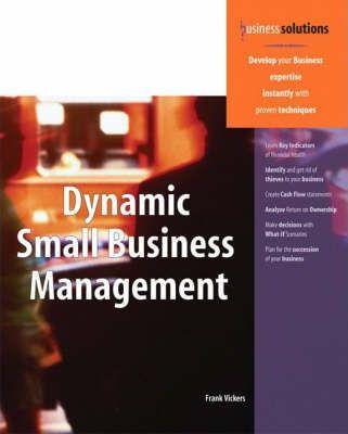 Dynamic Small Business Management