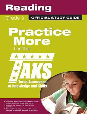 The Official Taks Study Guide for Grade 3 Reading