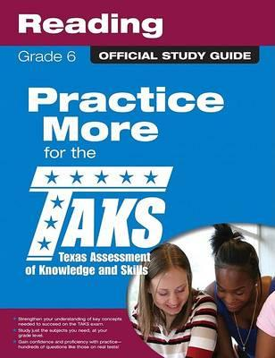The Official Taks Study Guide for Grade 6 Reading