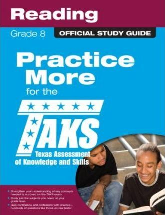 The Official Taks Study Guide for Grade 8 Reading