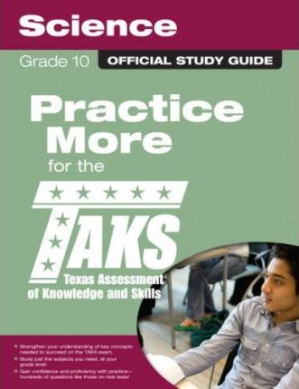 The Official Taks Study Guide for Grade 10 Science