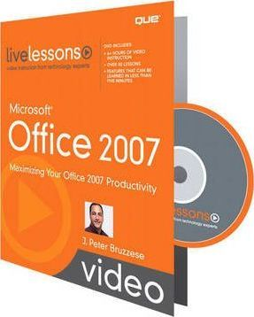 Microsoft Office 2007 LiveLesson (Video Training)