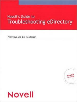 Novell's Guide to Troubleshooting Edirectory