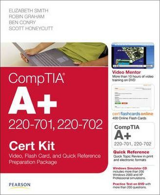 CompTIA A+ 220-701 and 220-702 Cert Kit