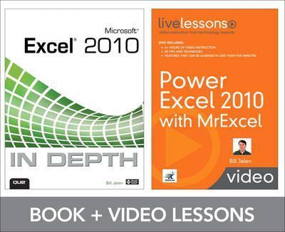 Power Excel 2010 with MrExcel LiveLessons Bundle