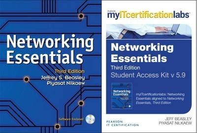 Networking Essentials with MyITCertificationlab Bundle v5.9