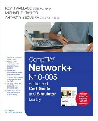 CompTIA Network+ N10-005 Cert Guide and Simulator Library