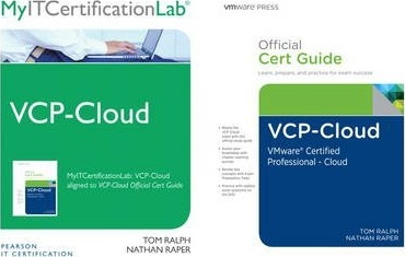 VCP-Cloud Official Cert Guide with MyITCertificationlab Bundle