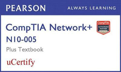 Networking Essentials Textbook and Comptia Network+ N10-005 Ucertify Labs Bundle