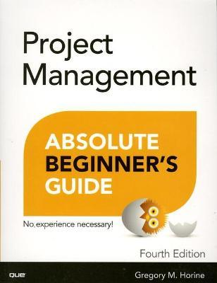 Project Management Absolute Beginne