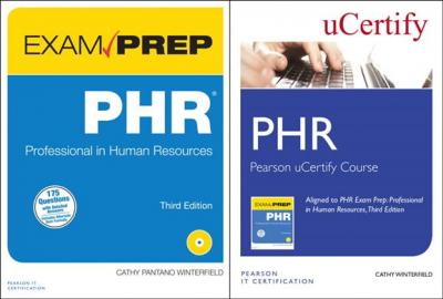 Phr Exam Prep Pearson Ucertify Course and Exam Prep Bundle