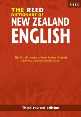 The Reed Dictionary of New Zealand English