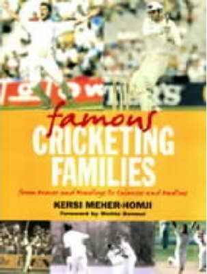 Famous Cricketing Families