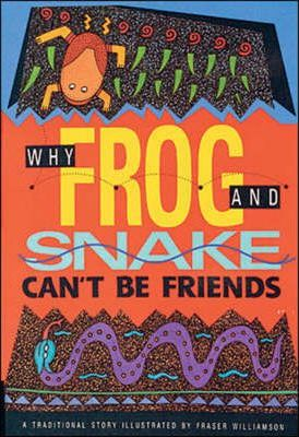 Why Frog and Snake Can't be Friends