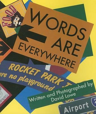 Words are Everywhere (Sat Sml USA)