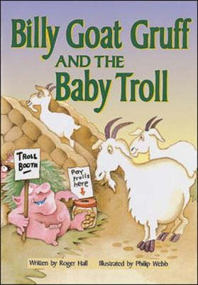 Billy Goat and Baby Troll Small