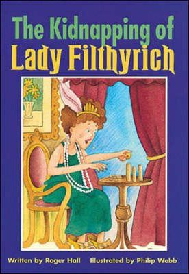 Kidnapping Lady Filthyrich Small Book