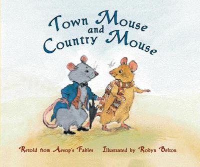 Town Mouse and Country Mouse (Level 15)