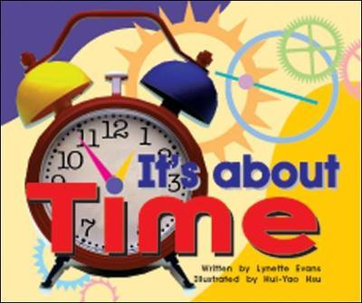 It's About Time (Storyteller Lap Book)