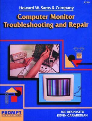 Computer Monitor Troubleshooting and Repair