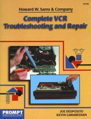 Complete VCR Troubleshooting and Repair