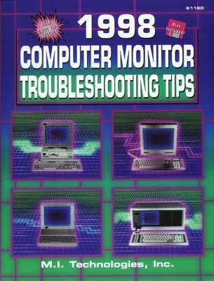 1998 Computer Monitor Troubleshooting Tips