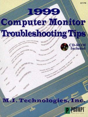 Computer Monitoring Troubleshooting Tips 1999