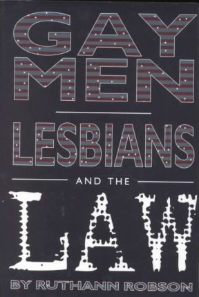Gays and Lesbians and the Law