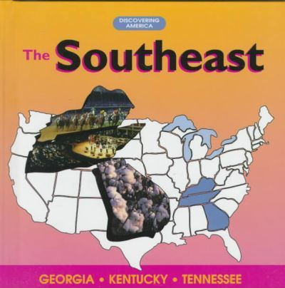 The Southeast (Disc Amer) (Oop)