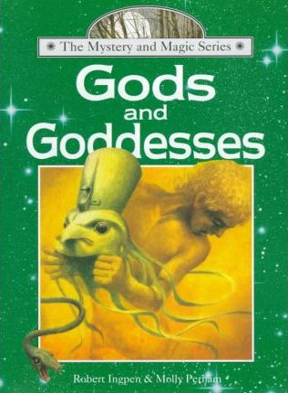 Gods and Goddesses(oop)