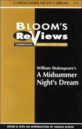 "William Shakespeare's ""Midsummer Night's Dream"""