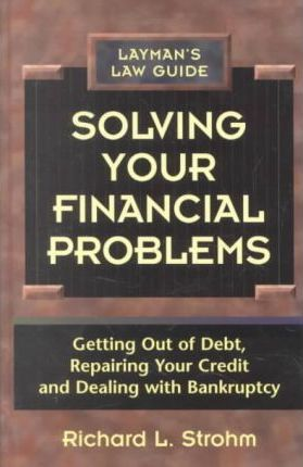 Solving Your Financial Problems (Oop)