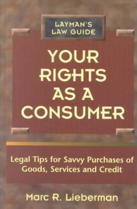 Your Rights as a Consumer(oop)