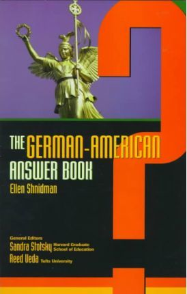 The German-American Answer Book
