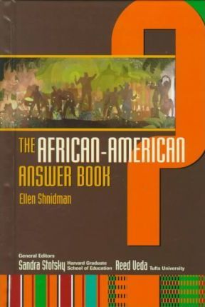 African-American Answer Book(oop)