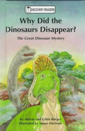 Why Did Dinosaurs Disappear?(oop)