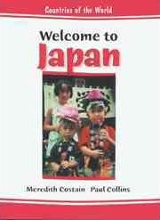 Countries World Welcome Japan