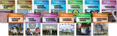 Global Organizations Set, 13-Volumes
