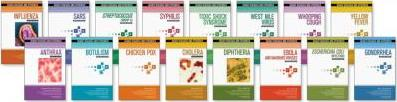 Deadly Diseases and Epidemics Set, 46-Volumes