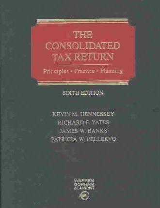 The Consolidated Tax Return