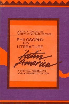 Philosophy and Literature in Latin America