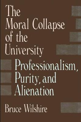 The Moral Collapse of the University