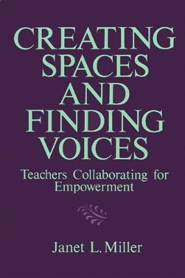 Creating Spaces and Finding Voices