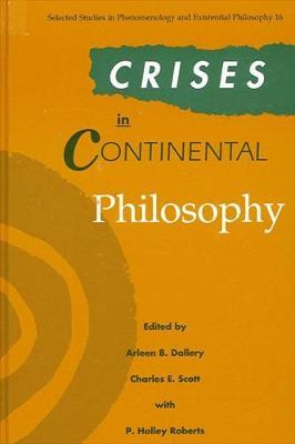 Crises in Continental Philosophy