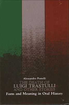 The Death of Luigi Trastulli and Other Stories