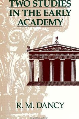 Two Studies in the Early Academy