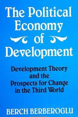 The Political Economy of Development